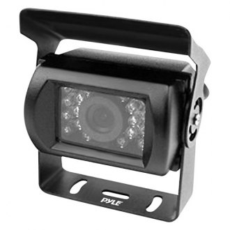 Pyle® - Surface Mount Rear View Camera with Night Vision