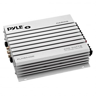 Pyle® - 4-Channel 400W Class AB Marine Amplifier