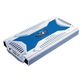 Pyle® - 6-Channel 2000W Class AB Marine Amplifier