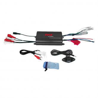 Pyle® - 4-Channel 800W Class AB Marine Amplifier
