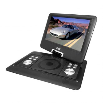"Pyle® - Portable DVD/MP3/MP4 Player with 14"" Widescreen High Resolution Monitor"