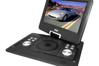 "Pyle® - 14"" Widescreen High Resolution Portable Monitor with Built-In DVD/MP3/MP4 Player"