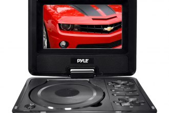 "Pyle® - Portable DVD/MP3/MP4 Player with 7"" Widescreen High Resolution Monitor"
