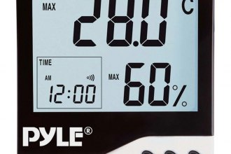 Pyle® - Indoor Digital Hygro-Thermometer