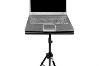 "Pyle® - 16"" x 20"" Pro DJ Laptop Tripod Adjustable Stand For Notebook Computer"