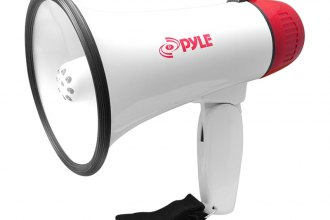 Pyle® - Professional Megaphone/Bullhorn with Siren