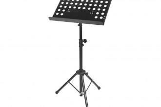 Pyle® - Heavy Duty Tripod Music Note Stand