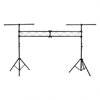 Pyle® - DJ Lighting Truss System with Integrated Crossbar Stand