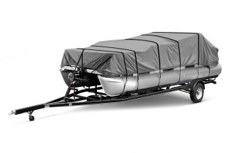 Pyle® - Armor Shield Pontoon Boat Cover