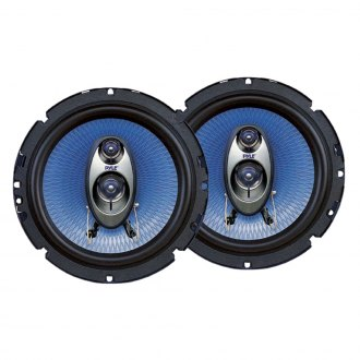 "Pyle® - 6-1/2"" 3-Way Blue Label Series 360W Coaxial Speakers"