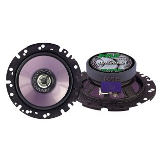 "Pyle® - 6-1/2"" 2-Way GEAR Series 240W Coaxial Speakers"