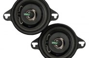"Pyle� - 3.5"" 100W 2-Way Speakers"