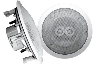 "Pyle® PWRC82 - 8"" 2-Channel In-Ceiling Weather Proof Speakers"