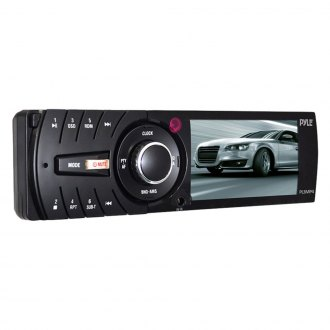 "Pyle® - Single DIN In-Dash MP4 Stereo Receiver with 3"" LCD Monitor"
