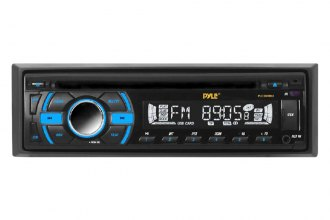 Pyle® - Single DIN In-Dash MP3/AM/FM/CD/USB/SD/AUX Receiver