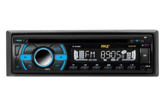 Pyle® - Single DIN In-Dash MP3/AM/FM/CD/USB/SD/AUX Receiver (with Bluetooth)