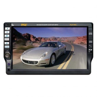 "Pyle® - Double DIN DVD/CD/AM/FM/MP3/WMA Oversized 7"" Indash DVD Receiver"