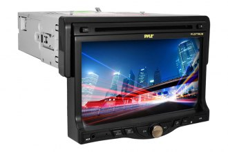 "Pyle® - Double DIN CD/DVD/USB/SD Receiver with 7"" Touch Screen and Bluetooth"