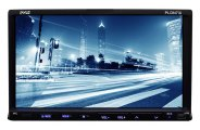 Pyle® - Double DIN DVD/VCD/CD/MP3/MP4 Receiver with 7'' Touch Screen TFT Monitor