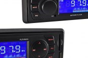 Pyle® - Single DIN In-Dash MP3/AM/FM-MPX/USB/SD Receiver