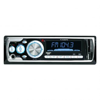 Pyle® - Single DIN MP3/SD/USB Receiver with Bluetooth Remote