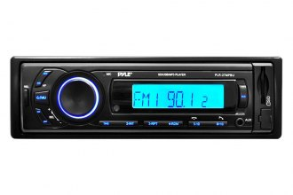 Pyle® - Single DIN In-Dash MP3/AM/FM/USB/SD Receiver with Bluetooth