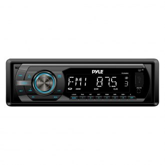 Pyle® - Single DIN AM/FM/MP3/WMA Digital Media Receiver with