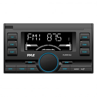 Pyle® - Double DIN AM/FM/MP3/WMA Digital Media Receiver