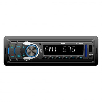 Pyle® - Single DIN MP3/SD/USB Indash Digital Receiver with Bluetooth Remote
