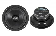 "Pyle� - 6.5"" 300W High Power High Performance Mid-Range Subwoofer Driver"