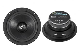 "Pyle® - 6-1/2"" High Performance Mid-Range 300W Subwoofer"
