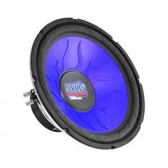 "Pyle® - 10"" Blue Wave Series 1000W 4 Ohm DVC Subwoofer"