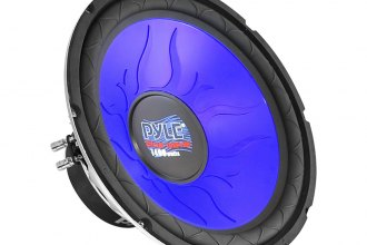 "Pyle® - 10"" Blue Injection Molded Cone DVC 1000W Subwoofer"
