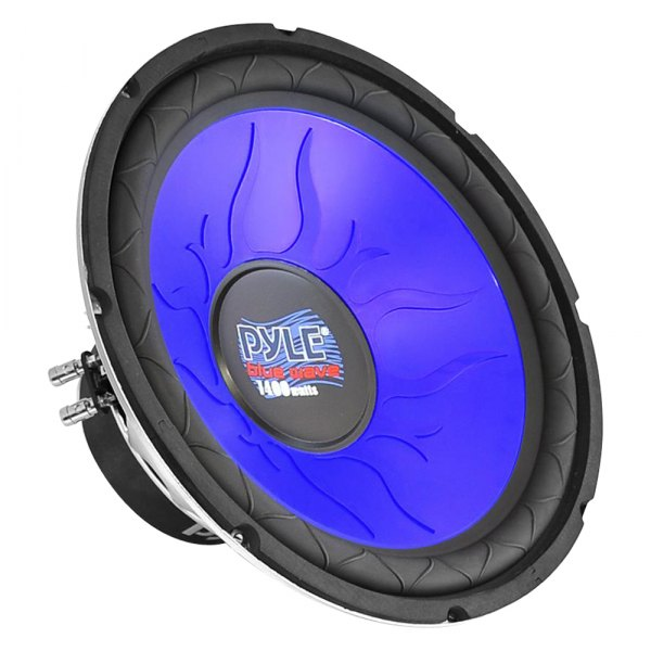 "Pyle® - 18"" 1800W Blue Injection Molded Cone DVC Subwoofer"