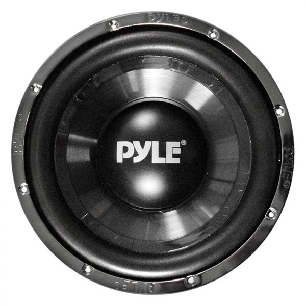"Pyle® - 12"" 2400W Titanium Injected Polypropylene Cone DVC Subwoofer"