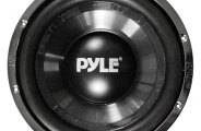 Pyle® - Titanium Injected Polypropylene Cone DVC Subwoofer