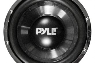 "Pyle® - 12"" Titanium Injected Polypropylene Cone 2400W DVC Subwoofer"