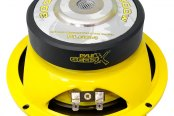 Pyle® - 6.5'' 300W Yellow CD P.P. Cone Mid-Bass Subwoofer