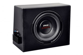 "Pyle® - Single 12"" 400W Slim Enclosure System"