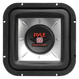 "Pyle® - 10"" Red Label Series 1200W 4 Ohm DVC Subwoofer"