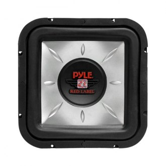 "Pyle® - 12"" Red Label Series 1400W 4 Ohm DVC Subwoofer"