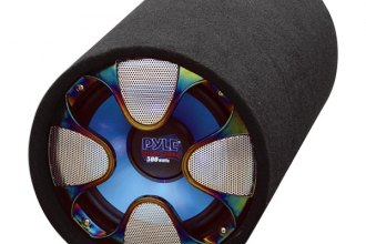 "Pyle® - 8"" 250W Amplified Subwoofer Tube"