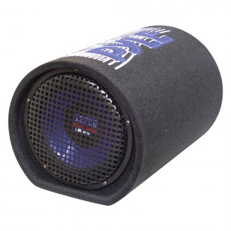 "Pyle® - 12"" Blue Wave Series Single Ported Passive 600W Subwoofer Tube"