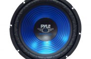Pyle® - CD Wave Electro-Plated Cone Subwoofer