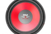 "Pyle® - 15"" Red Label Series 1000W 4 Ohm SVC Subwoofer"