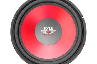 "Pyle® - 15"" Red Cone High Performance 1000W Subwoofer"