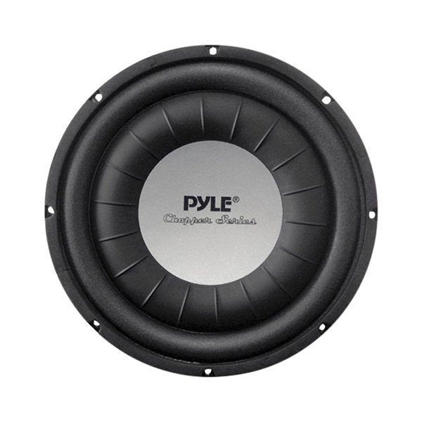 "Pyle® - 10"" Ultra Slim 1000W DVC Subwoofer"