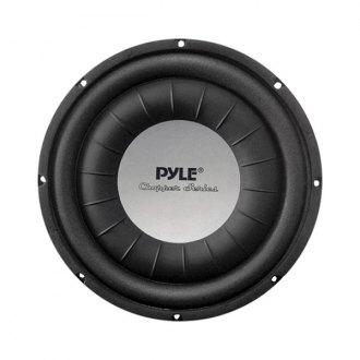 "Pyle® - 12"" Chopper Series Shallow Mount 1200W 4 Ohm DVC Subwoofer"