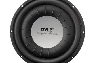 "Pyle® - 12"" Ultra Slim 1200W DVC Subwoofer"