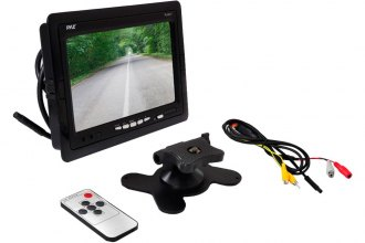 Pyle® - 7'' Widescreen TFT Video Monitor with Headrest Shroud and Universal Stand